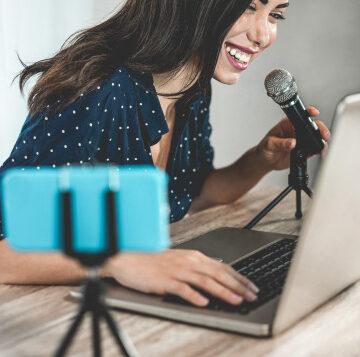 Al igual que otras voces, Angélica Fuentes se suma a un ámbito de las TIC con mayor participación femenina.